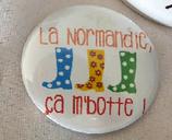 Magnet La Normandie ca m'botte!