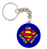Porte clé Super Maitre