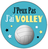 Porte clé j'ai Volley