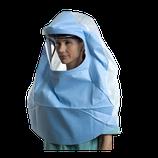 Casco di protezione Vivi + 20 cappucci filtranti