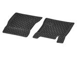 Original Mercedes Allwetter Fußmattensatz