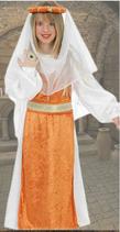 Burgfräulein Kleid Selin