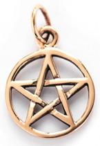 Kleines Pentagramm - acb18