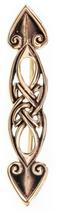 Bronzefibel lang - fb75