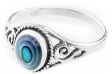 Ring mit Stein - 403-2