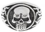 Skull Ring - r396
