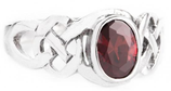 Ring mit Stein - r274