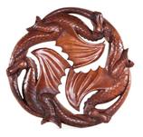 Drachen Triskele- ws177