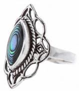 Ring mit Stein - r391-2