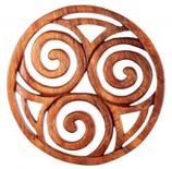 Keltische Spiralen - ws137