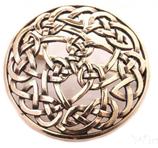 Keltische Rundfibel - fb68