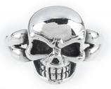 Skull Ring - r395