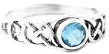 Ring mit Stein - r288-3
