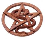 Schlangen-Pentagramm - ws302