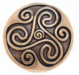 Keltische Triskele - acb515