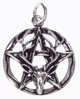 Hirsch Pentagramm - ac10