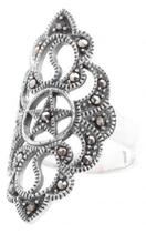Ring Pentagram - r277
