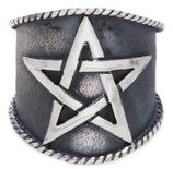 Ring Pentagramm - r231