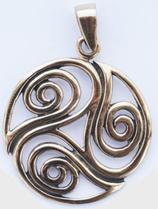 Keltische Spiralen - acb71