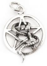 Schlange + Pentagramm - am68-2