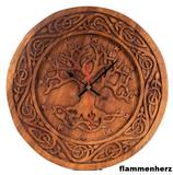 Uhr - Weltenbaum - hk126