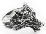 Ring Wolfskopf - r77