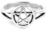 Ring Pentagramm klein - r105