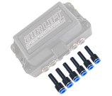Schlauch Adapter-Kit Metrisch - Air Lift V2/3P/3H