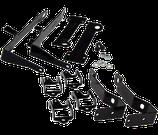 Sensor Halter-Kit (3H) - BMW M4 (F82/F83)