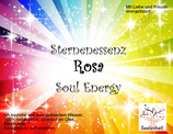 Sternenessenz Soul Energy Rosa 5ml