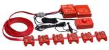 M9700 das Hochspannungsgerät mit Batterien