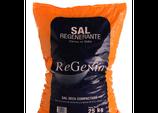 SAL DESCALCIFICADOR 25 kg  lavada prensada  REGENIA