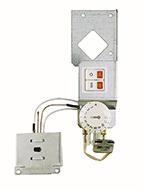 Raumthermostat-Set RTEV 99 mechanisch zu VFDI und FSR