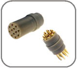 12 Pin Low Temperature Connector