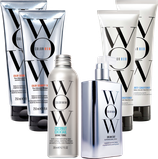 Color Wow 6er Set, 2x 250ml Color Wow Security Shampoo, 2x 250ml Color Wow Security Conditioner, 1x 200ml Color Wow Coconut Cokctail, 1x 200ml Color Wow Dream Coat