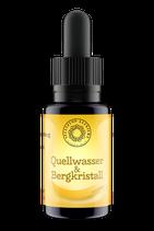 Quellwasser & Bergkristall Sellizin®-Elixier