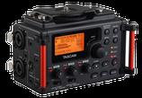 商品名TASCAM DR-60DMKⅡ 4トラックリニアPCMレコーダー