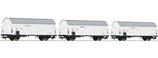 Roco 3-teiliges Set Kühlwagen der DB 66198