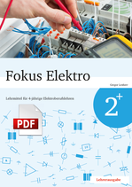 Fokus Elektro 2+ // Lehrerausgabe als PDF