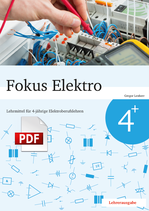Fokus Elektro 4+ // Lehrerausgabe als PDF