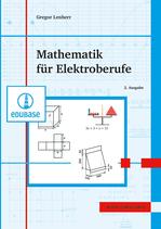 Mathematik für Elektroberufe // Schülerausgabe als E-Book