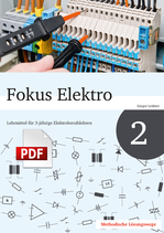 Fokus Elektro 2 // Lösungswege als PDF