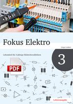 Fokus Elektro 3 // Lehrerausgabe als PDF