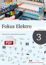 Fokus Elektro 3 // Lösungswege als PDF