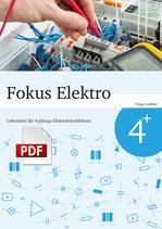 Fokus Elektro 4+ // Schülerausgabe als PDF