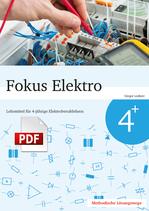 Fokus Elektro 4+ // Lösungswege als PDF