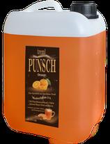 Orangenpunsch im 5 Liter Kanister