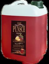 Alkoholfrei: Kirsch-Zitrone Punsch im 5 Liter Kanister