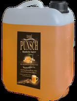 Mandarine-Ingwer Punsch im 5 Liter Kanister