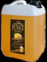 Zitrone-Honig Punsch im 5 Liter Kanister